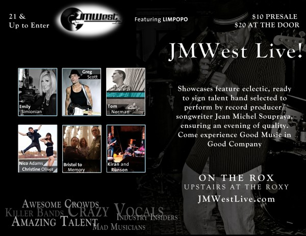 JM West Productions Showcase