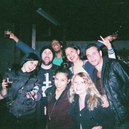 Interscope crew