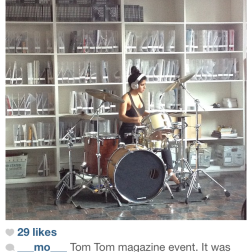 Kiran Instagram Tom Tom