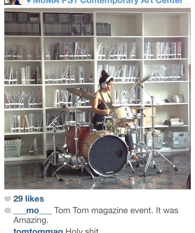 Kiran Instagram Tom Tom