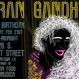 Invitation designed by Wendy Figueroa
