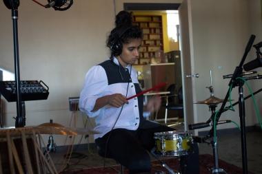 Kiran @ The Record Company-4