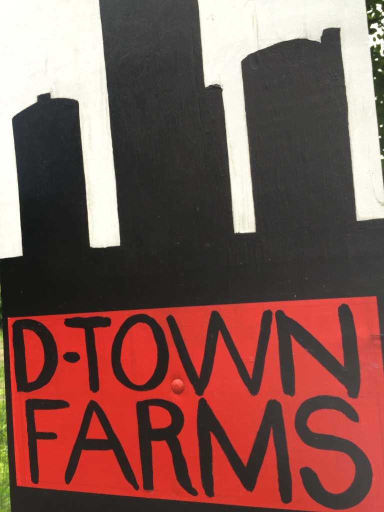 D-Town Farms Tour