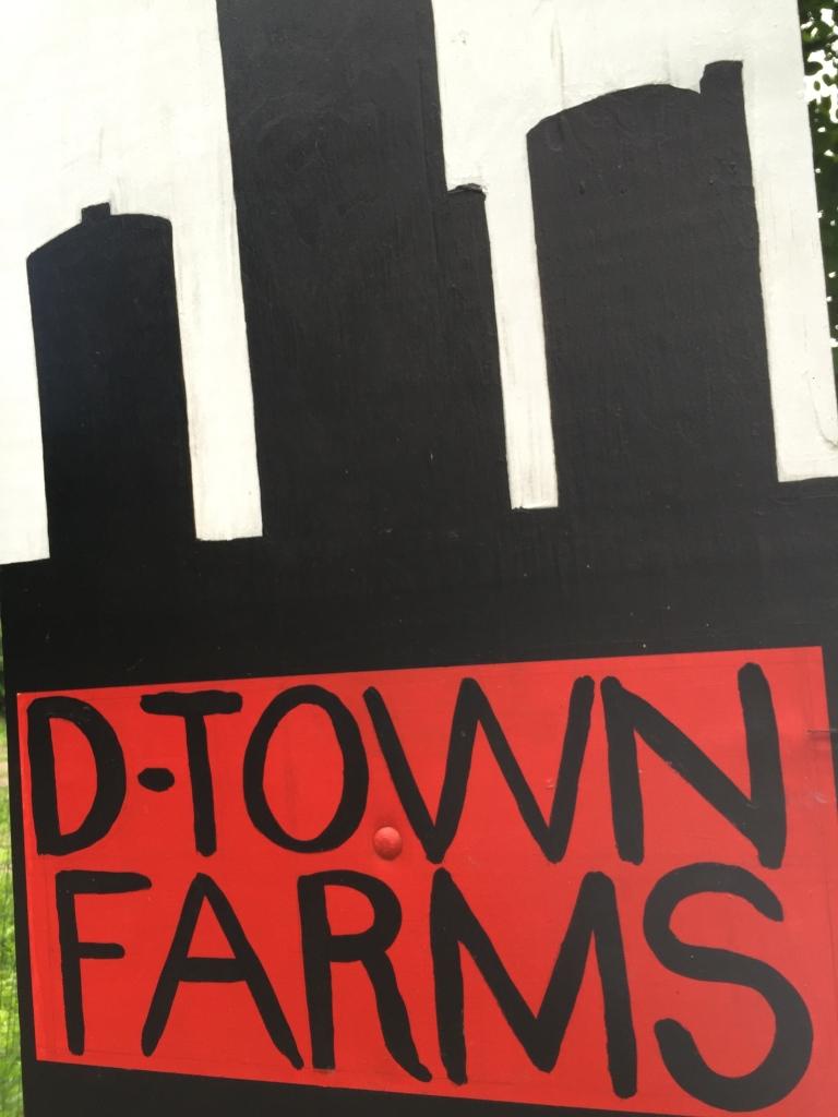 D-Town Farms Tour