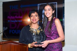 Phylicia Rashad, Kanika Gandhi== Meera Gandhi's Giving Back Foundation NNYAL Gala Honoring Phylicia Rashad and Suhel Seth== The Carlyle Hotel, NYC== October 8, 2015== ©Patrick McMullan== Photo - Sean Zanni/PatrickMcMullan.com== ==