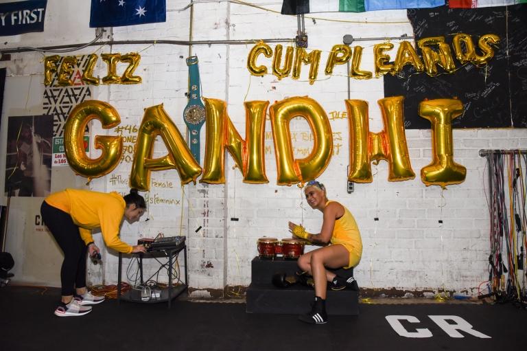 Kiran Gandhi 30th Birthday