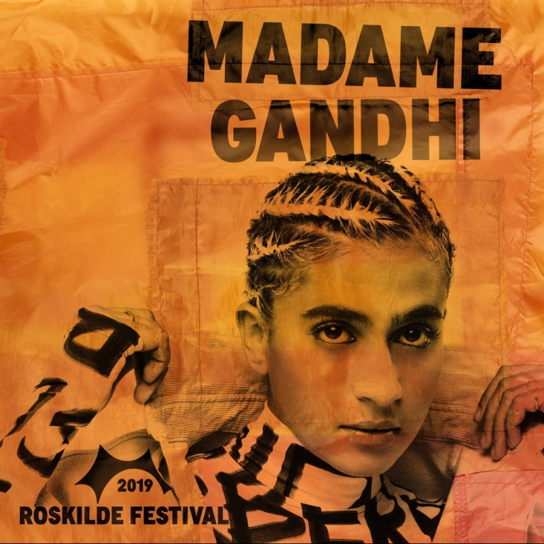 Madame Gandhi