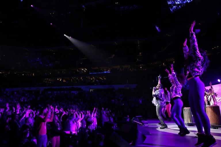 WW2020 Tour Charlotte, Show #3 Spectrum arena