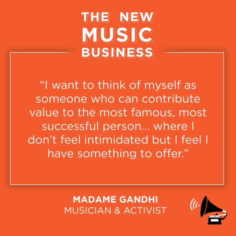 Madame Gandhi IG POST 02