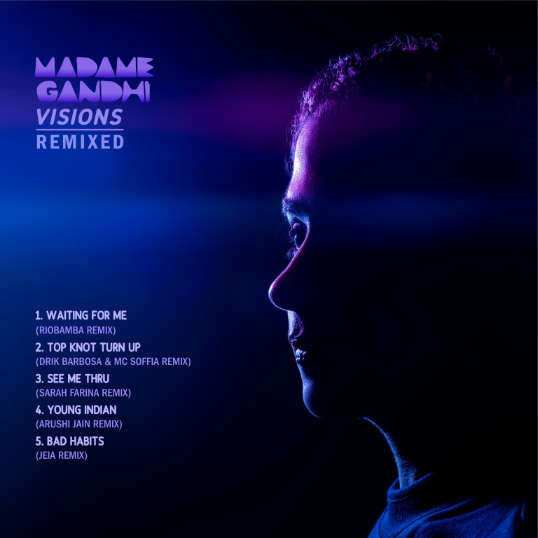 MG Visions Remixed - Back Cover
